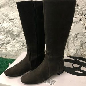 New Nine West Silly Goose Nubuck Boots